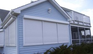 ESSA Rolling Shutters - Window Surface Mounted Units